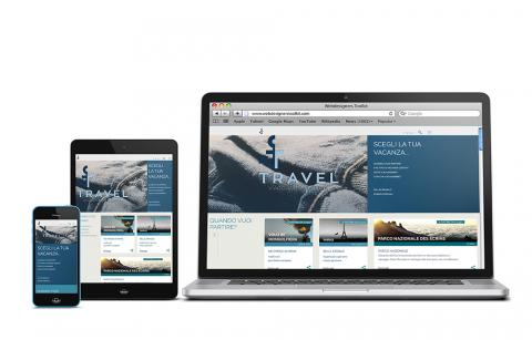 Travel - Sito internet responsive